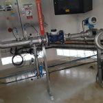 Instalasi Flow Meter